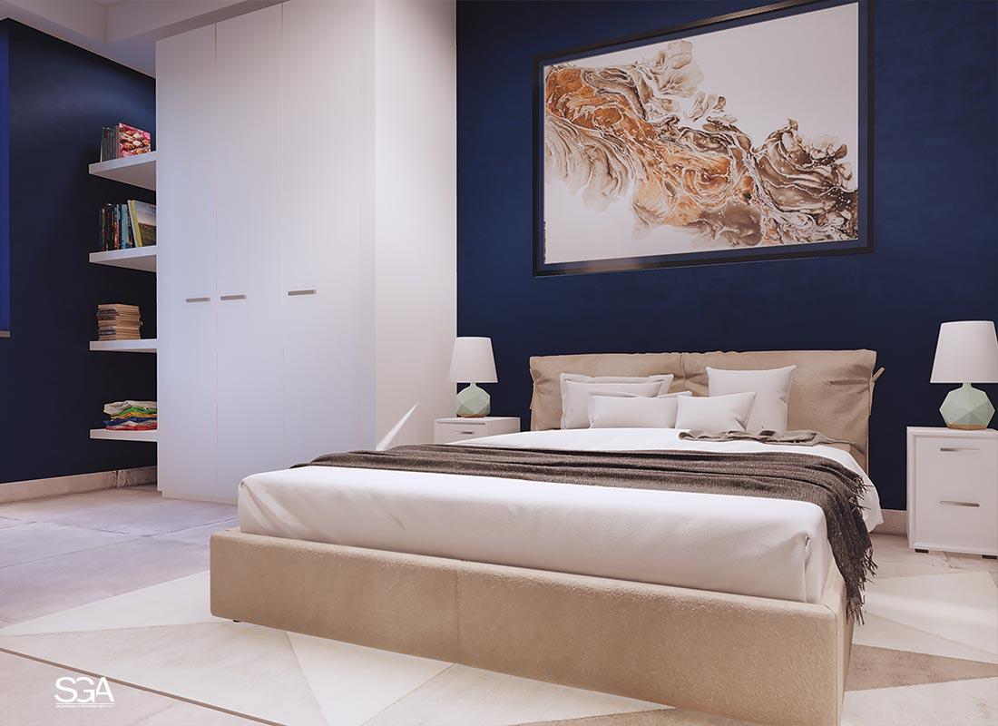 Camera da letto Giardini Vittoria SGA Srl