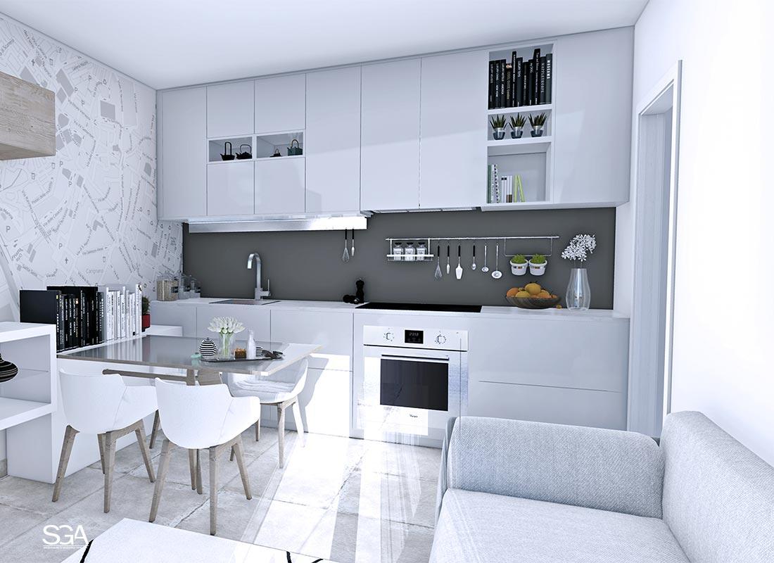 Cucina Villa Genovese SGA Srl