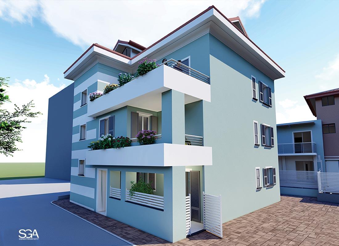 Immobile sul mare Villa Acquamarina SGA Srl