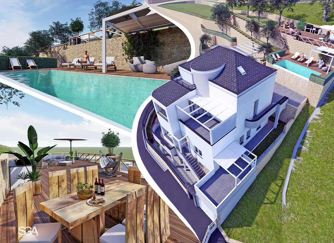 Immobile Villa Luise SGA Srl