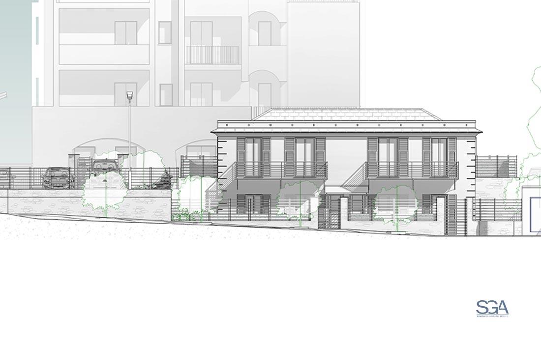 Progettazione casa SGA Srl