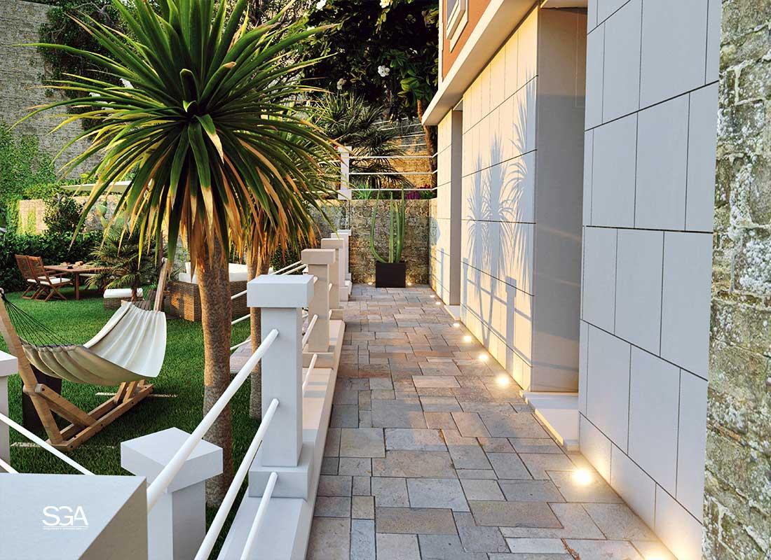 Progettazione e sviluppo immobiliare Liguria SGA Srl