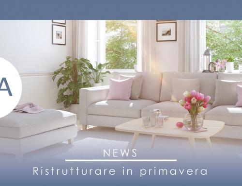 Ristrutturare casa in primavera: gli interventi consigliati