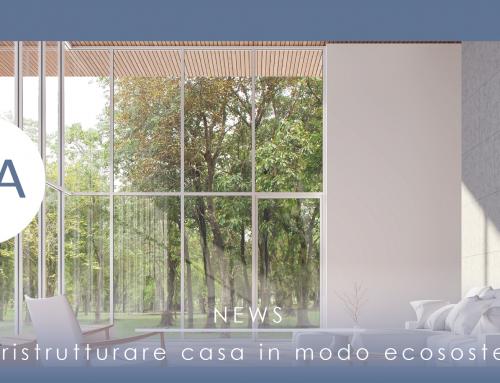 Come ristrutturare casa in modo ecosostenibile